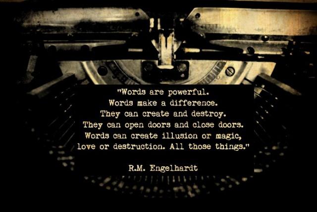 R.M. Engelhardt Quote