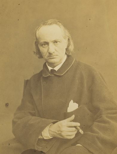 """If the word doesn't exist, invent it; but first be sure it doesn't exist.""""  ~  Charles Baudelaire"""