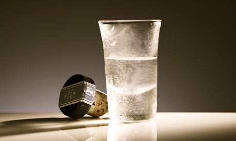 A-glass-of-vodka