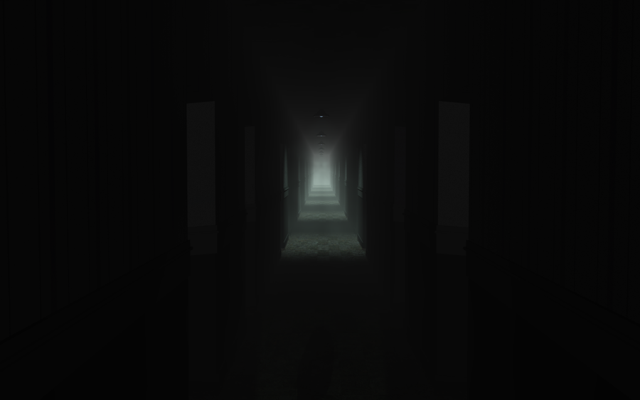 IN THE ABSENCE OF LIGHTS