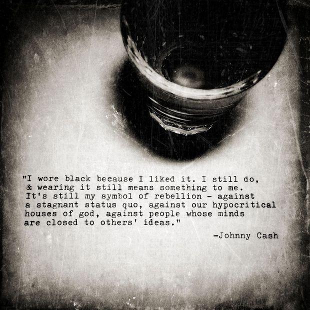 Johnny Cash  February 26, 1932 ~ September 12, 2003