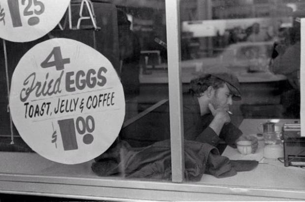 tom waits diner