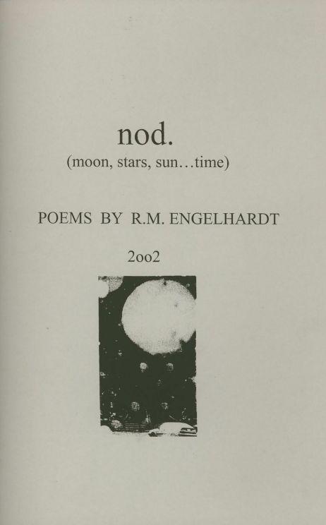 NOD POEMS R.M. ENGELHARDT