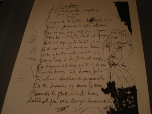 picasso poetry