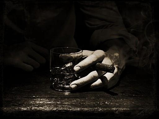 manshandwhiskeybonesexistence