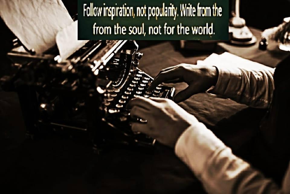 Inspiration Poetry