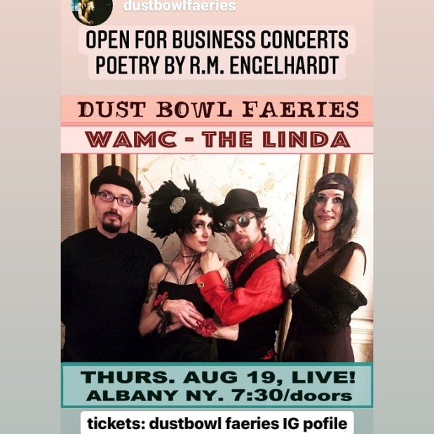 August 19th, 2021 At The WAMC Linda